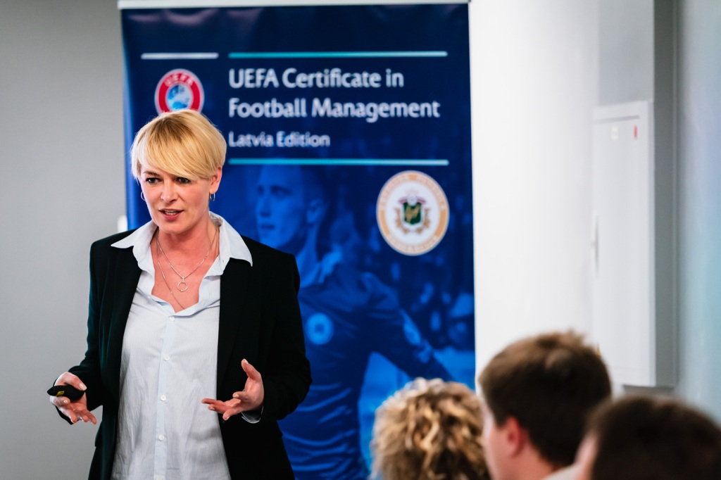 UEFA Certificate in Football Management (UEFA CFM) - UEFA