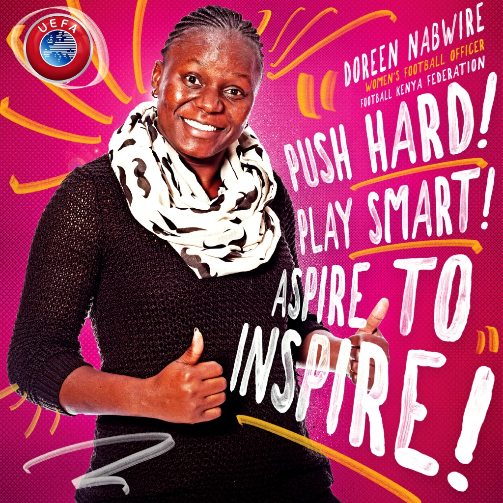 Doreen NABWIRE